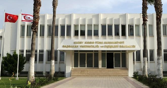 Başbakan Yardımcılığı ve Dışişleri Bakanlığı İsrail ve ABD'yi kınadı