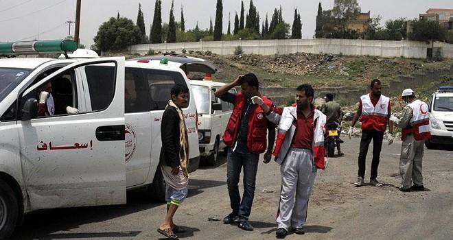 Yemen'de intihar saldırısı: 12 kişi öldü