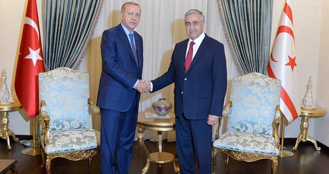 Türkiye Cumhurbaşkanı Erdoğan Cumhurbaşkanlığı'nda