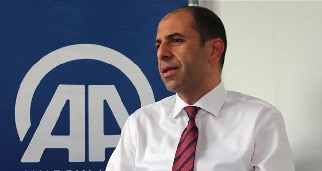 Kıbrıs'ta çözüm konusu uluslararası toplum için samimiyet testi