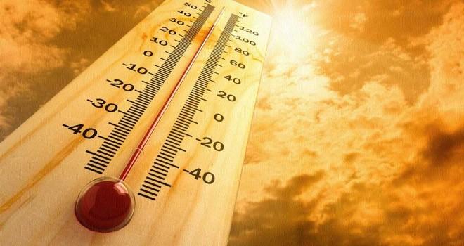 Sıcaklık yükselmeye devam ediyor