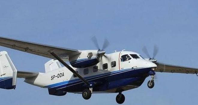 Avustralya'da çift motorlu uçak düştü