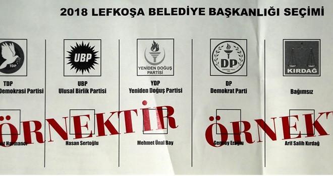 Seçim günü yasakları