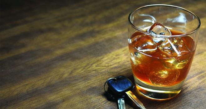 Alkol alan sürücüler gerekirse polisten yardım talep edebilir