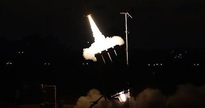 İsrail'den yeni füze savunma sistemi denemesi
