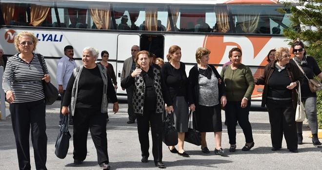 Yaşlılara Hizmet Birimi üyelerine gezi