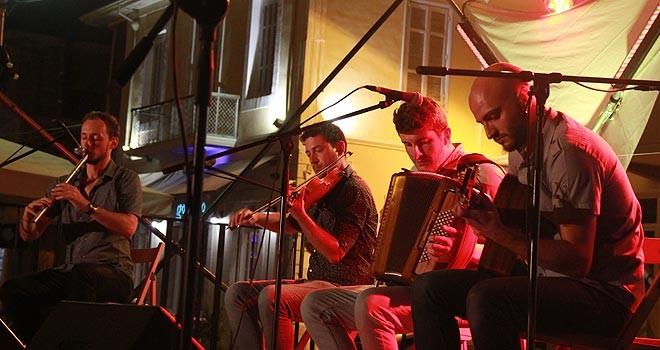 Dördüncü Ay'dan Kıbrıs'a Kelt müziğinin ruhu yansıdı