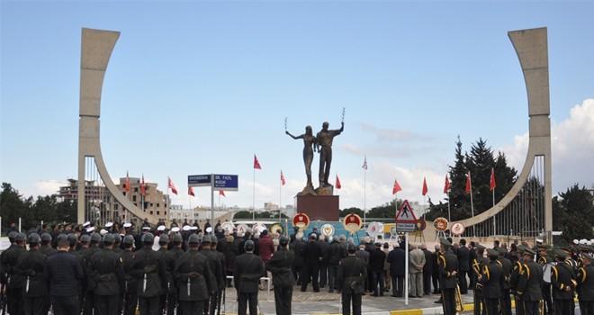 Limasol-Girne Şehitleri anıldı