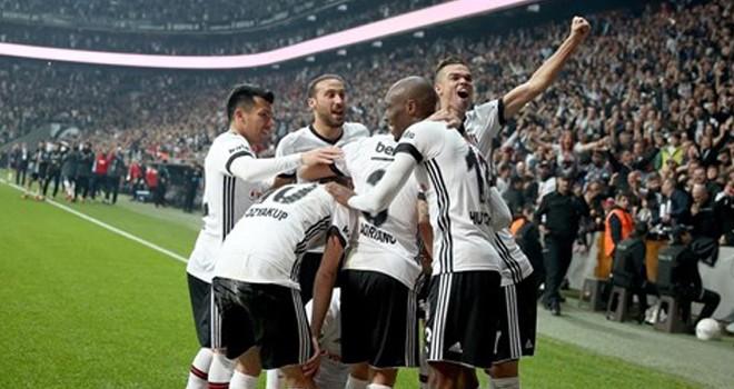 Derbide gülen taraf Beşiktaş