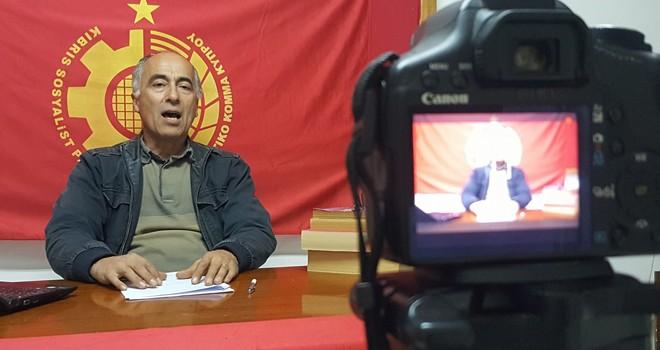 KSP: Zorba'yı desteklemek bağımsız bir Kıbrıs'tan yana taraf olmaktır