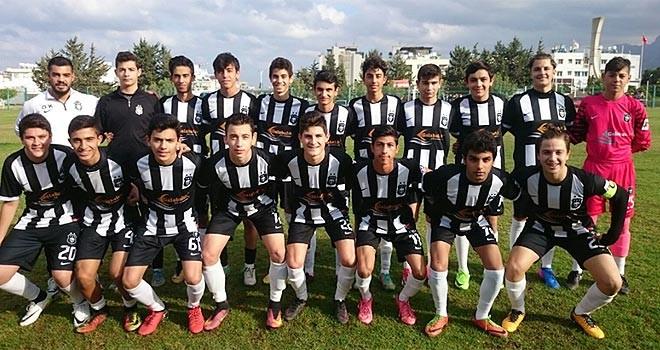 U17 Liginde yeni lider Yenicami