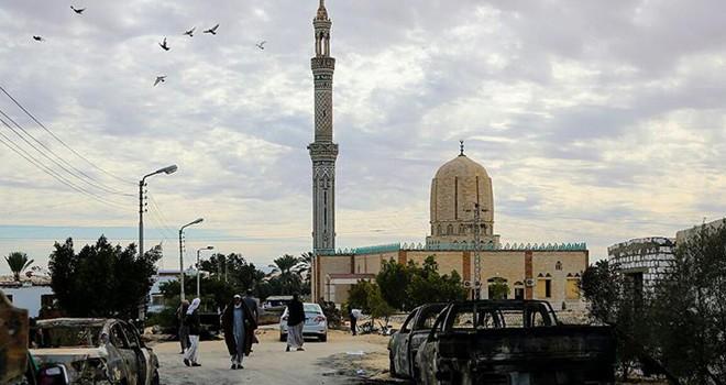 Mısır'daki terör saldırısı için bir günlük yas