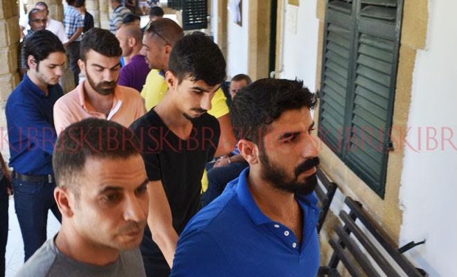 Otoparkçı ve iki yakını tutuklandı