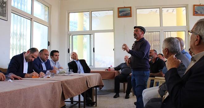 Halkın Partisi hafta sonu Karpaz halkıylaydı