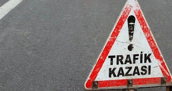 Bir haftada 64 trafik kazası, 1 ölü, 24 yaralı