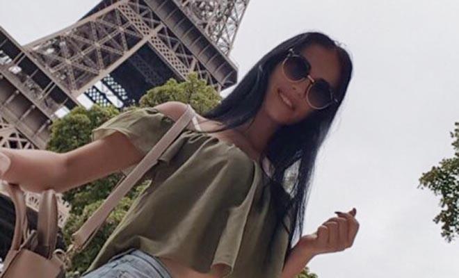 """""""Paris benim aşkım"""""""