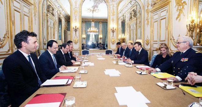 Hristodulides: Fransa masada olmak istiyor