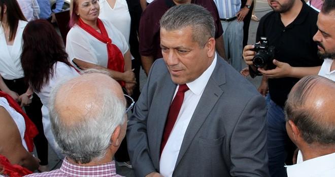 DP Maraş'ta adaylarını tanıttı