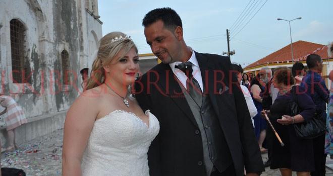 Karpaz'da 27 yıl  sonra Rum düğünü