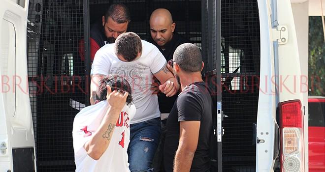 Uyuşturucu zanlılarından biri cezaevine gönderildi