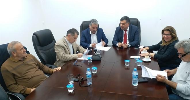Beyarmudu Belediyesi ile Büro-İş arasında TİS imzalandı