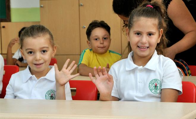 Devlet okulları ders başı yaptı