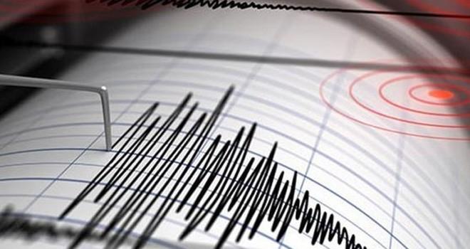 Kıbrıs açıklarında 3,6 şiddetinde deprem oldu