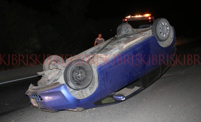 52 yaşındaki adam ağır yaralandı