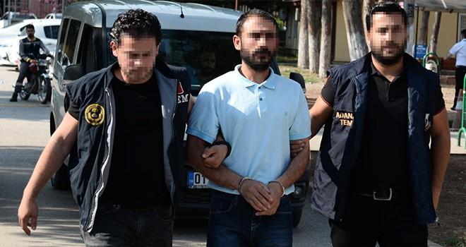 'IŞİD'in füzecisi' Adana'da atık kağıt toplarken yakalandı