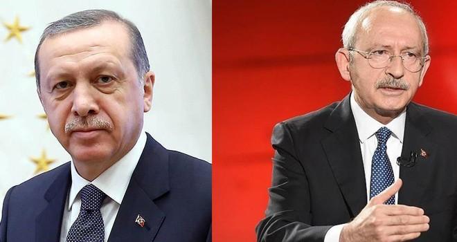 TC Cumhurbaşkanı Erdoğan, Kılıçdaroğlu'na tazminat davası açtı