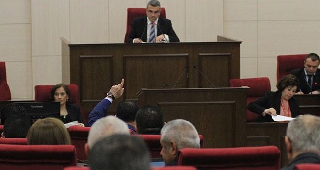 Meclis toplantıları pazartesi ve salı