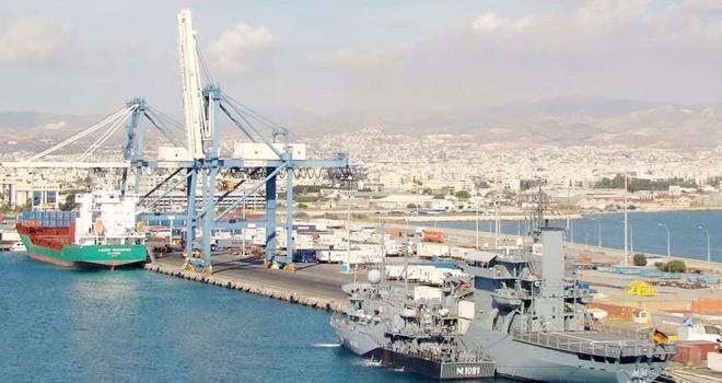 Limasol Limanı'ndan elde edilen gelir 67 milyon Euro