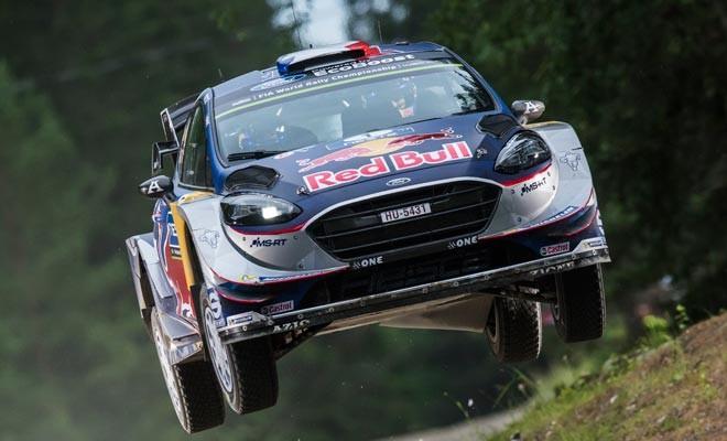 WRC,F1 ve MotoGP'de heyecan tavan yaptı