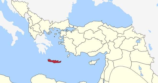 Doğu Akdeniz'de ortak devriye ve Girit'in doğusunda radar