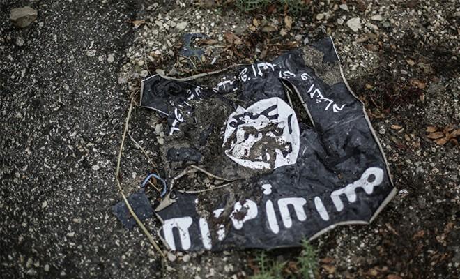 IŞİD, 2016'da topraklarının çeyreğini kaybetti