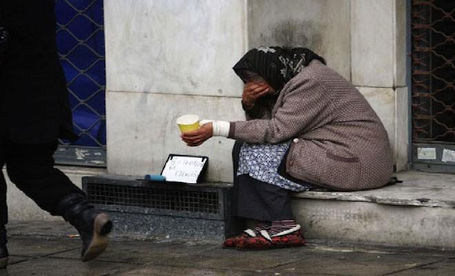 Fakirlik ile dışlanma güneyde ve Yunanistan'da arttı