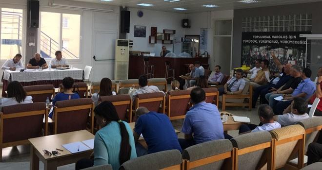 KTÖS kitle toplantıları düzenleyerek yeni eğitim-öğretim yılı için öneriler belirledi