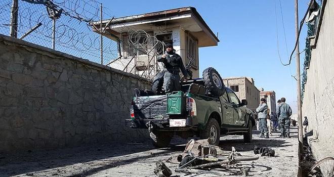 Afganistan'da karakola saldırı: 6 polis öldü