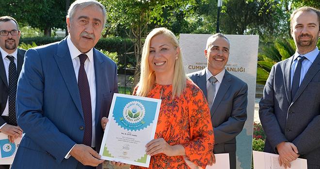 Kalıcı Etki Proje Yarışması ödülleri sahiplerine verildi