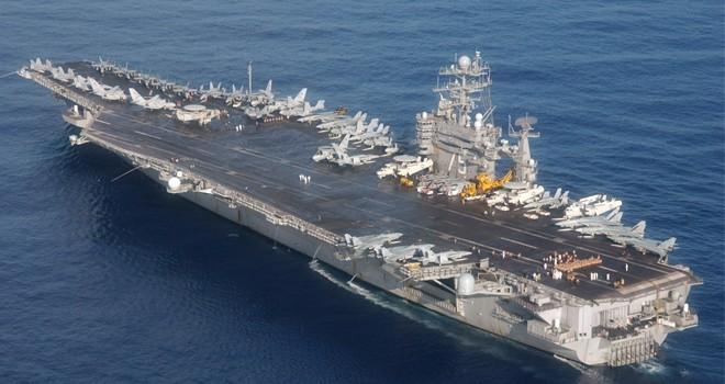 ABD, savaş gemilerini Akdeniz'e sevk etti