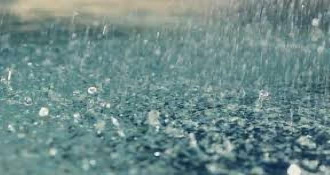 En çok yağmur Lefke'ye düştü
