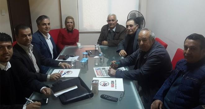 Hak-Sen ile Yeni Vadili Kooperatif Kredi Şirketi arasında TİS imzalandı