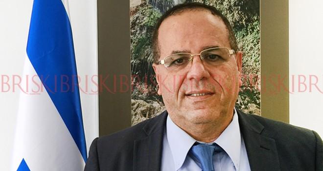 İsrail Telekomünikasyon Bakanı Güney Kıbrıs'ta