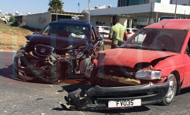 Bir haftada 60 kaza meydana geldi