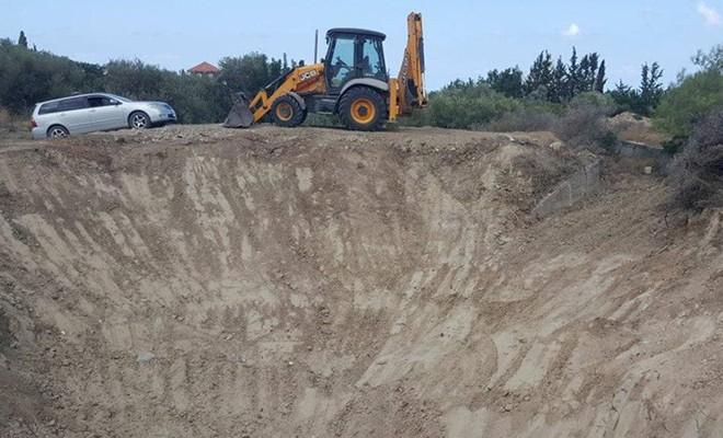 Karaoğlanoğlu ve S Bölgesinde gölet temizliği gerçekleştirildi