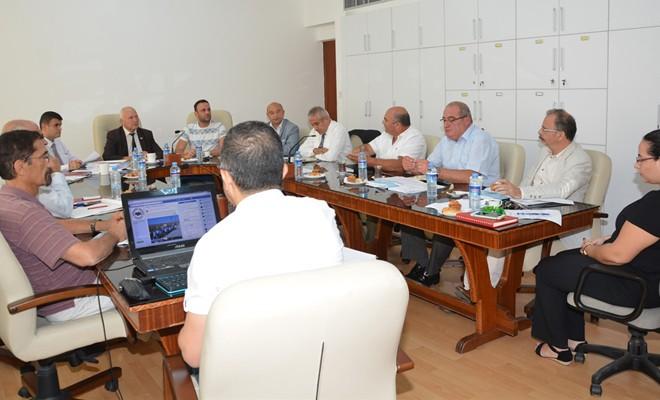Meclis Trafik Komitesi toplandı