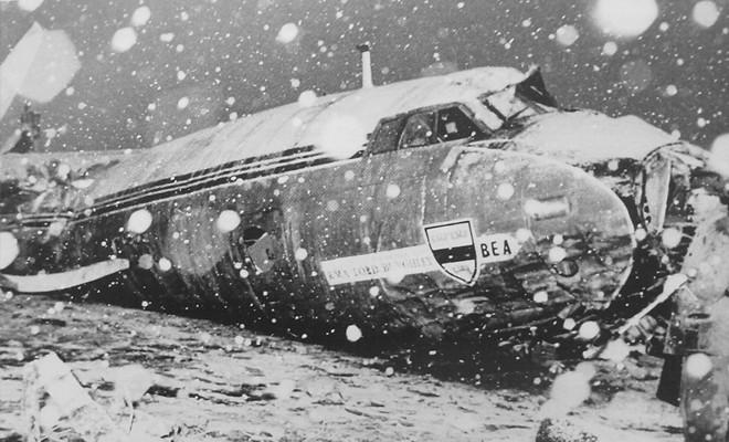 Tarihte bugün: Manchester United kafilesini taşıyan uçak düştü