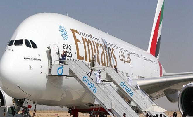 Emirates Havayolları, Trump'ın 'vize yasağı'nın ardından mürettebat değişikliğine gitti