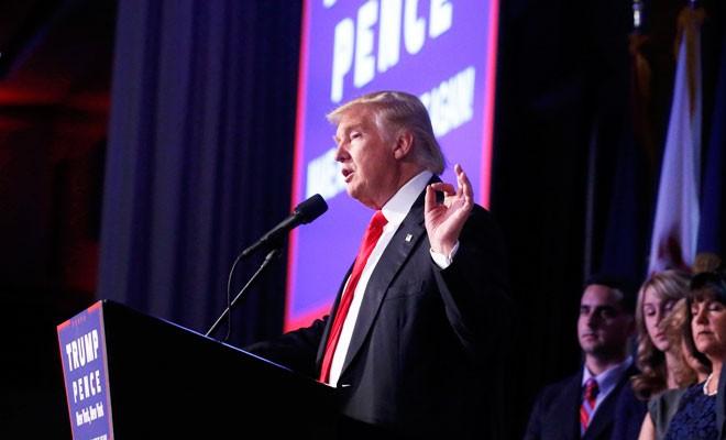 Seçim bitti, Trump'tan birlik mesajı