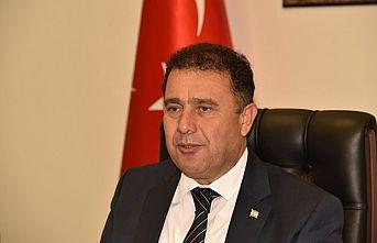 Başbakan Ersan Saner, halka kurallara ve kısıtlamalara uyması çağrısında bulundu